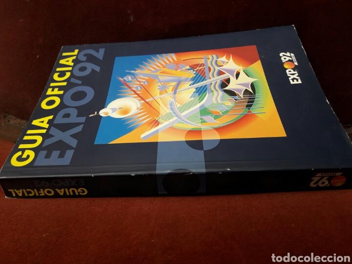 Libros: Guía oficial de la Expo'92 de Sevilla - Foto 5 - 138005806