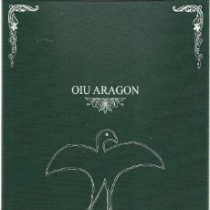 Libros: SERDANIOL: OIU ARAGON. (TEXTOS INÉDITOS DE ALEXANDRE ELEAZAR). STI EDICIONES, ZARAGOZA, 2018. Lote 191095171