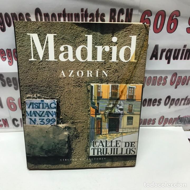 MADRID DE AZORIN ( CÍRCULO DE LECTORES) (Libros Nuevos - Historia - Otros)