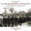 Libros: EL TORO ENMAROMADO DE BENAVENTE (FLÓREZ REDONDO) LEDO DEL POZO 2014. Lote 143906549