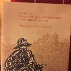 Libros: LA VISTA DE CUENCA DESDE LA HOZ DEL HUÉCAR. Lote 144989745