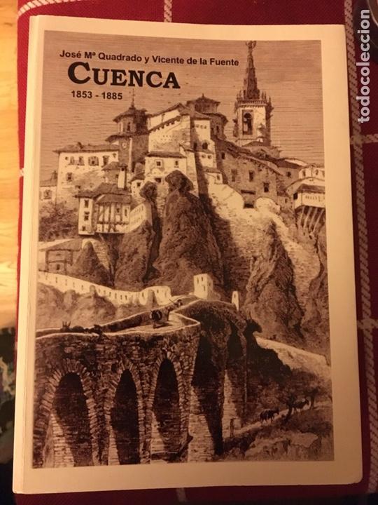 CUENCA 1875 JOSÉ MARÍA QUADRADO Y VICENTE DE LA FUENTE (Libros Nuevos - Historia - Otros)