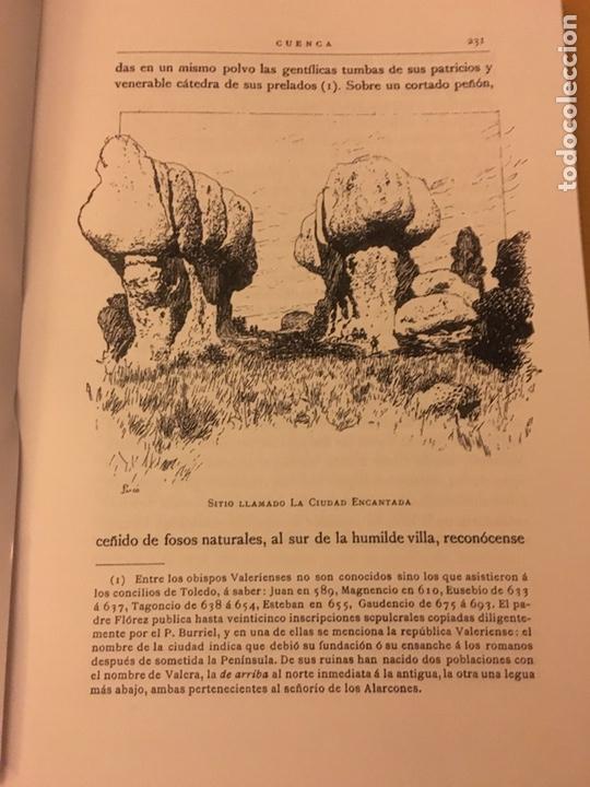 Libros: Cuenca 1875 José María quadrado y Vicente De la Fuente - Foto 4 - 145184853