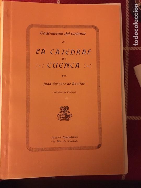 LA CATEDRAL DE CUENCA JUAN JIMÉNEZ AGUILAR (Libros Nuevos - Historia - Otros)