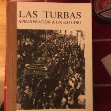 Libros: LAS TURBAS ( CUENCA). Lote 145186696