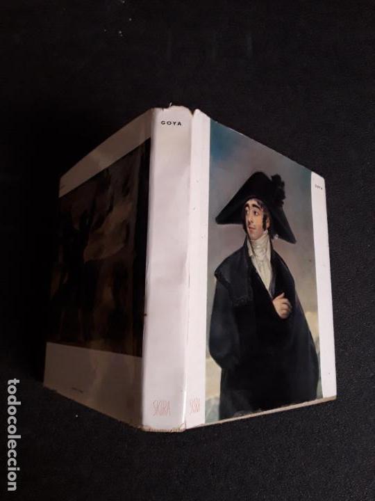 Libros: Gassier Pierre. Goya. Etude Biographique et Critique. Skira., Mucha ilustración. - Foto 2 - 145824750