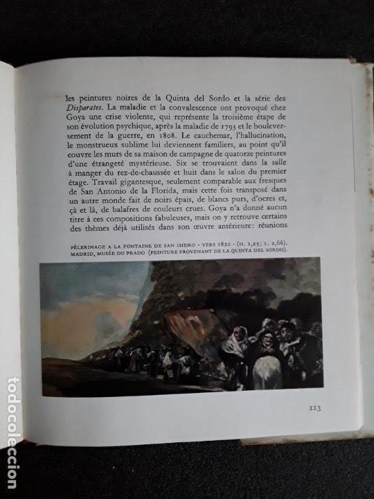 Libros: Gassier Pierre. Goya. Etude Biographique et Critique. Skira., Mucha ilustración. - Foto 3 - 145824750