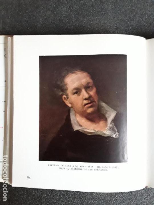 Libros: Gassier Pierre. Goya. Etude Biographique et Critique. Skira., Mucha ilustración. - Foto 5 - 145824750