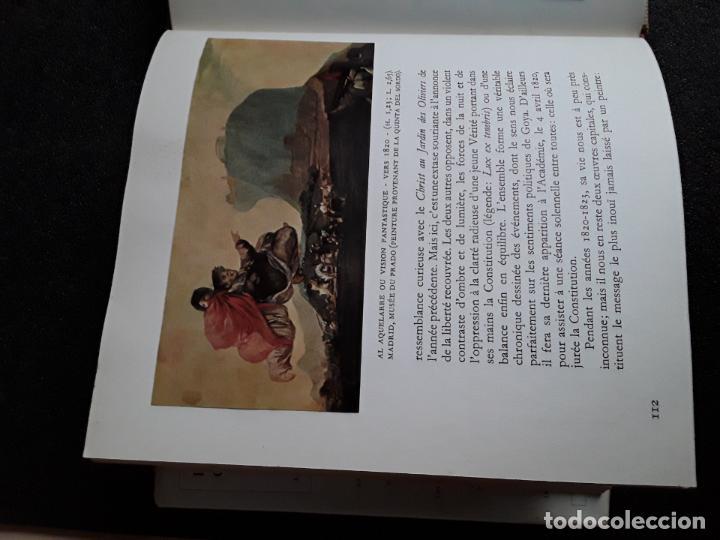 Libros: Gassier Pierre. Goya. Etude Biographique et Critique. Skira., Mucha ilustración. - Foto 6 - 145824750