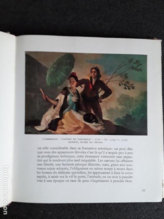 Libros: Gassier Pierre. Goya. Etude Biographique et Critique. Skira., Mucha ilustración. - Foto 7 - 145824750