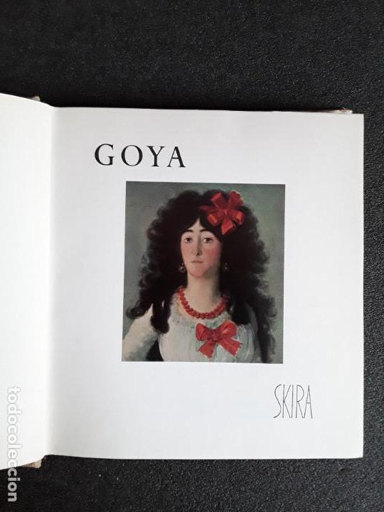 Libros: Gassier Pierre. Goya. Etude Biographique et Critique. Skira., Mucha ilustración. - Foto 8 - 145824750