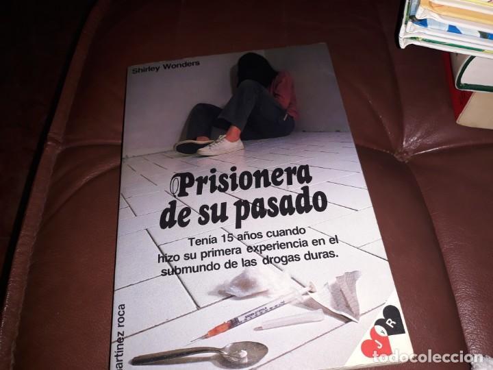 PRISIONERA DE SU PASADO _ DHIRLEY EONDERS (Libros Nuevos - Historia - Otros)