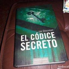 Libros: EL CÓDIGO SECRETO _ LEV GROSSMAN. Lote 145965970