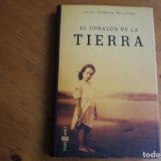 Libros: EL CORAZÓN DE LA TIERRA. Lote 147569978