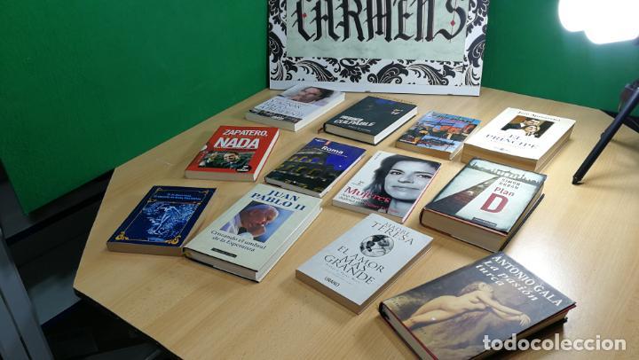 BOTITO LOTE DE 12 MARAVILLOSISIMOS LIBROS VARIADOS SUPER BARATOS (Libros Nuevos - Historia - Otros)