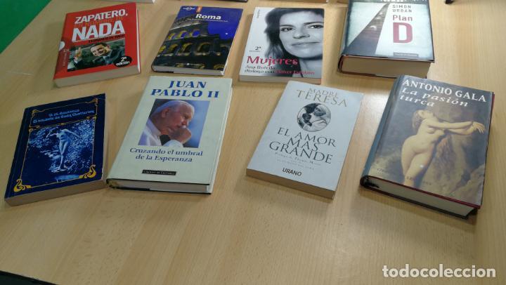 Libros: Botito lote de 12 maravillosisimos libros variados super baratos - Foto 5 - 147724106