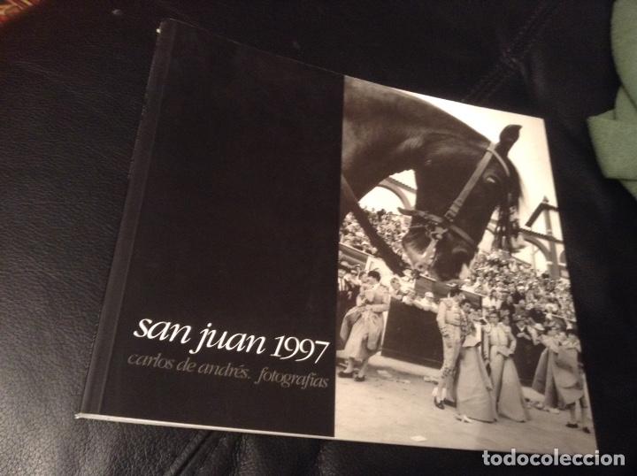 SAN JUAN 1997. LIBRO FIESTAS DE SORIA (Libros Nuevos - Historia - Otros)