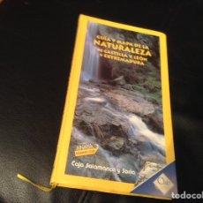 Libros: GUIA Y NATURALEZA DE CASTILLA Y LEON Y EXTREMADURA.. AÑO 1997. Lote 148095154