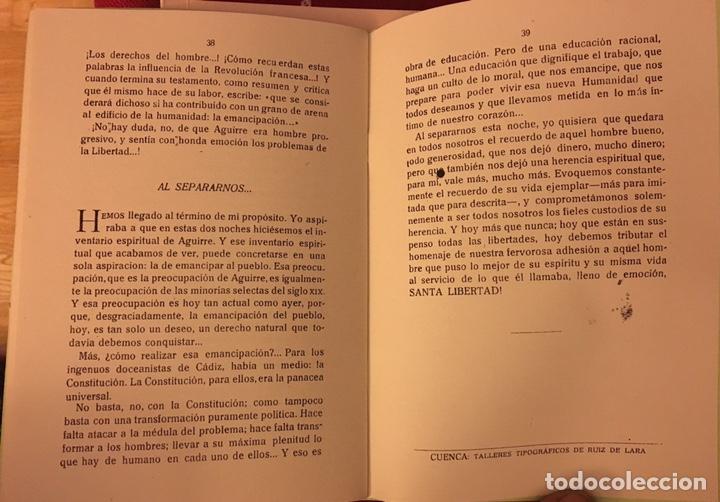 Libros: Las ideas de D.Lucas Aguirre,Rodolfo llopis 1924 Cuenca - Foto 3 - 149545180