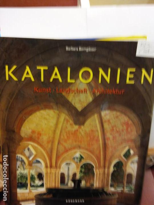 STQ.BARBARA BORNGASSER.KATALONIEN.EN ALEMAN.. (Libros Nuevos - Historia - Otros)