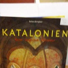 Libros: STQ.BARBARA BORNGASSER.KATALONIEN.EN ALEMAN... Lote 150864114