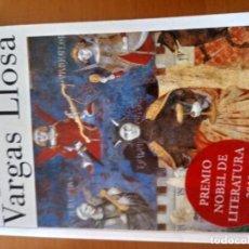 Libros: LA FIESTA DEL CHIVO MARIO VARGAS LLOSA. Lote 151568790