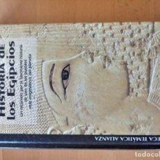 Libros: HISTORIA DE LOS EGIPCIOS ISAAC ASIMOV. Lote 151569370