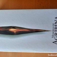 Libros: MEMORIAS DE AGRIPINA PIERRE GRIMAL. Lote 151569602