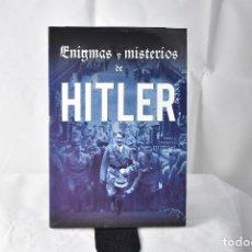 Libros: ENIGMAS Y MISTERIOS DE HITLER. BALBOA RODRÍGUEZ, JUSTINO. Lote 152035558