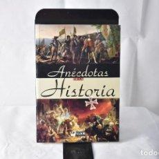 Libros: ANÉCDOTAS DE LA HISTORIA. MASIÁ, CONCEPCIÓN. Lote 152153070
