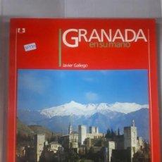 Libros: GRANADA EN SU MANO. Lote 152857022
