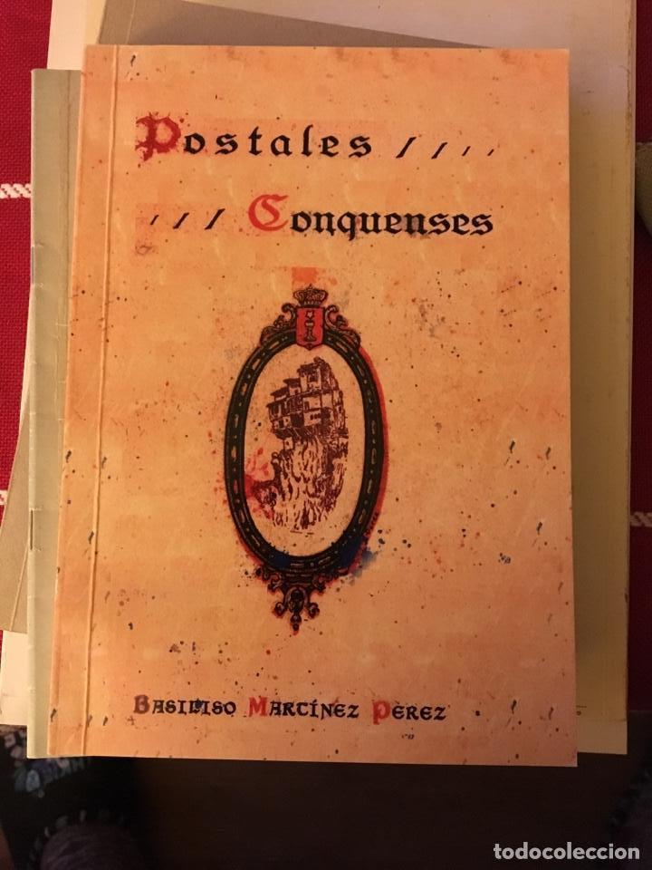 POSTALES CONQUENSES 1929. CUENCA (Libros Nuevos - Historia - Otros)