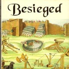 Libros: OSPREY - BESIEGED - SIEGED WARFARE IN THE ANCIENT WORLD. Lote 156838466