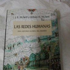 Libros: LAS REDES HUMANAS. Lote 156912816