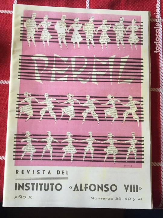 Libros: Cuenca 4 Revistas Perfil - Foto 4 - 157739181