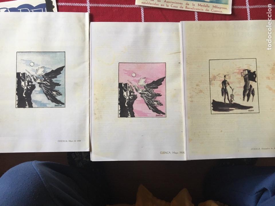 Libros: Cuenca 4 Revistas Perfil - Foto 5 - 157739181