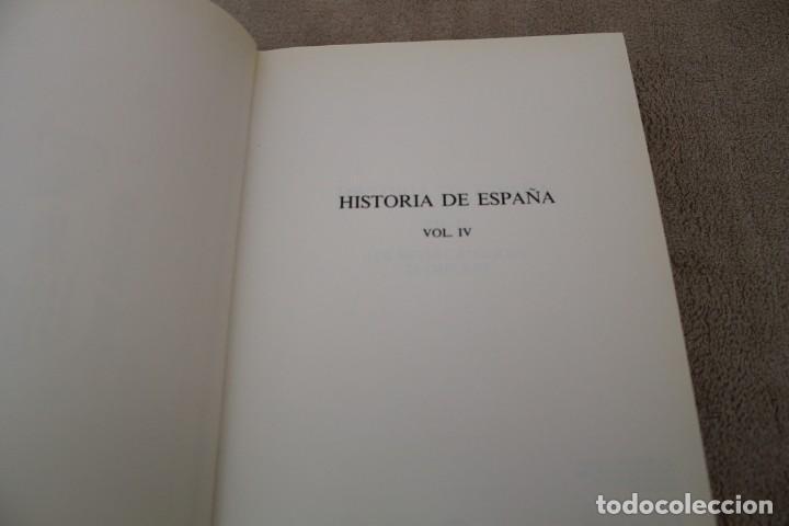 Libros: HISTORIA DE ESPAÑA VOL IV LOS REYES CATOLICOS EL IMPERIO - Foto 4 - 159876534