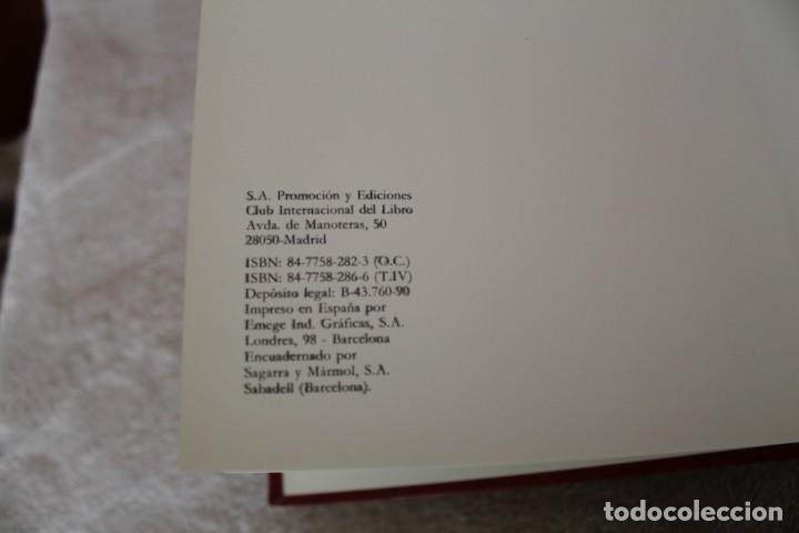 Libros: HISTORIA DE ESPAÑA VOL IV LOS REYES CATOLICOS EL IMPERIO - Foto 5 - 159876534