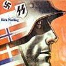 Libros: RAZA DE VIKINGOS. LA DIVISION SS NORLAND (1943-1945) NORLING, ERIK GARCIA HISPAN WAFFEN SS. Lote 160320342