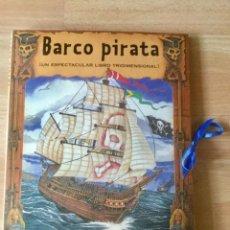 """Libros: LIBRO JUEGO """"BARCO PIRATA"""" BRUÑO. NUEVO AÑO: 2005. Lote 163393742"""