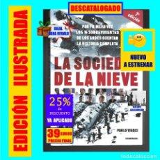 Libros: LA SOCIEDAD DE LA NIEVE - LA TRAGEDIA DE LOS ANDES - PABLO VIERCI - SUDAMERICANA 2009 - NUEVO - 39 €. Lote 168266960