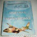 Libros: HISTORIA GRÁFICA DE LA AVIACIÓN ESPAÑOLA. ANTONIO GONZALEZ BETES. NUEVO. Lote 169178808