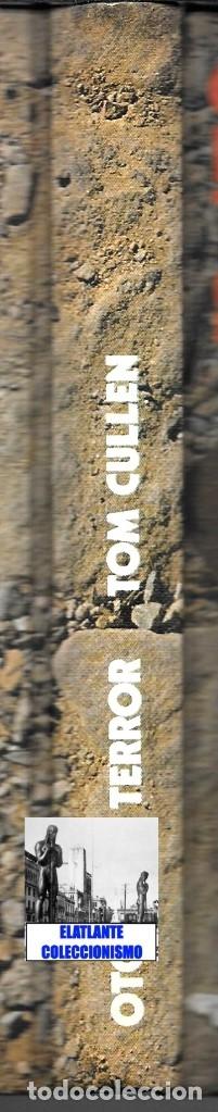 Libros: OTOÑO DE TERROR TOM CULLEN - EL MÁS EXTENSO Y DOCUMENTADO LIBRO SOBRE JACK EL DESTRIPADOR THE RIPPER - Foto 11 - 172728482