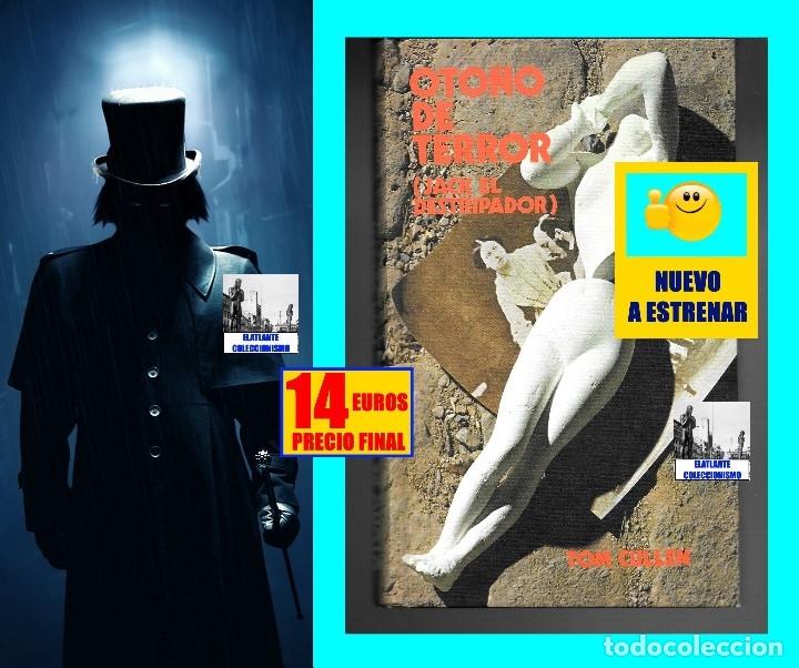 OTOÑO DE TERROR TOM CULLEN - EL MÁS EXTENSO Y DOCUMENTADO LIBRO SOBRE JACK EL DESTRIPADOR THE RIPPER (Libros Nuevos - Historia - Otros)