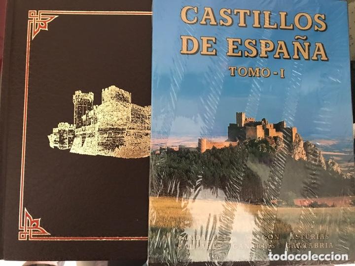 Libros: CASTILLOS DE ESPAÑA. 3 Tomos. Ed. Everest. 1997. - Foto 3 - 173465170