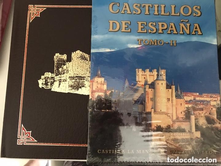 Libros: CASTILLOS DE ESPAÑA. 3 Tomos. Ed. Everest. 1997. - Foto 4 - 173465170