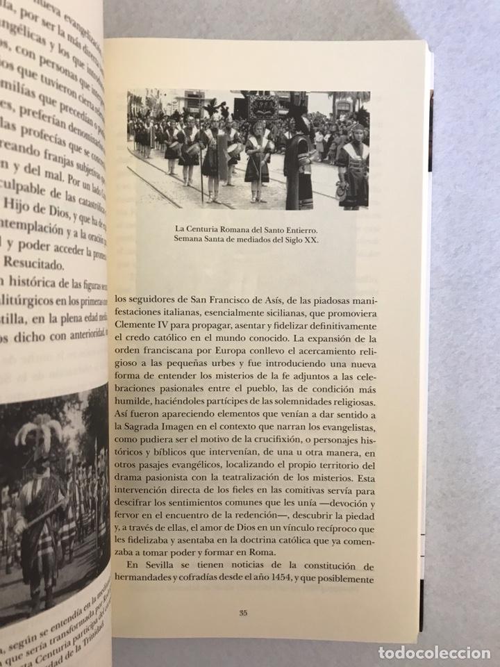 Libros: SEMANA SANTA SEVILLA. LA HISTORIA DE LOS ARMAOS DE LA CENTURIA MACARENA - Foto 4 - 174387498