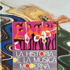 Libros: HISTORIA DE LA MÚSICA MODERNA EN LEÓN. REF: AX393. Lote 175838709