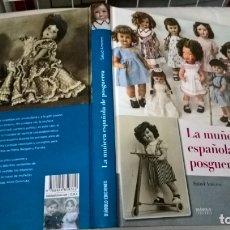 Libros: LIBRO DIABOLO: LA MUÑECA ESPAÑOLA DE POSGUERRA. Lote 195089473