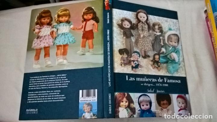 LIBRO DIABOLO: LAS MUÑECAS DE FAMOSA SE DIRIGEN... (1970-1980) (Libros Nuevos - Historia - Otros)